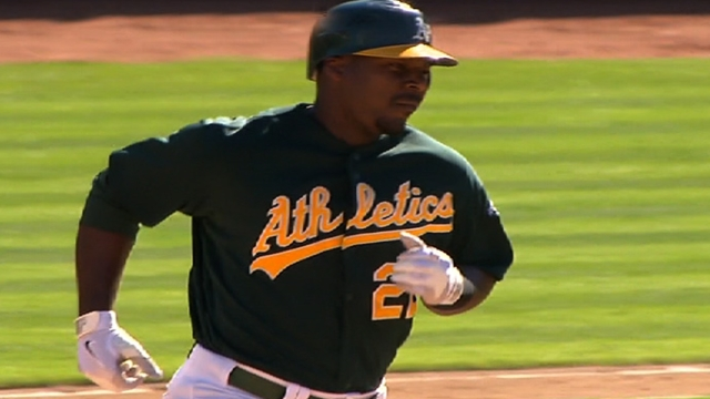 Astros pick up three players in trade with A's