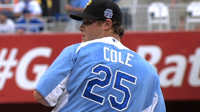 Cole shows resilience in latest Triple-A start