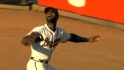 Heyward flashes leather in 2012