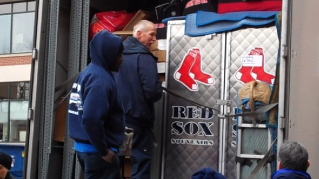 As equipment goes south, Lucchino confident