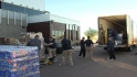 Tribe truck arrives in Goodyear