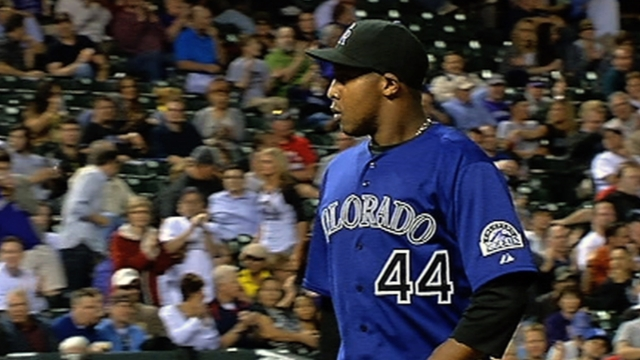 Big inning backs up Nicasio in strong start