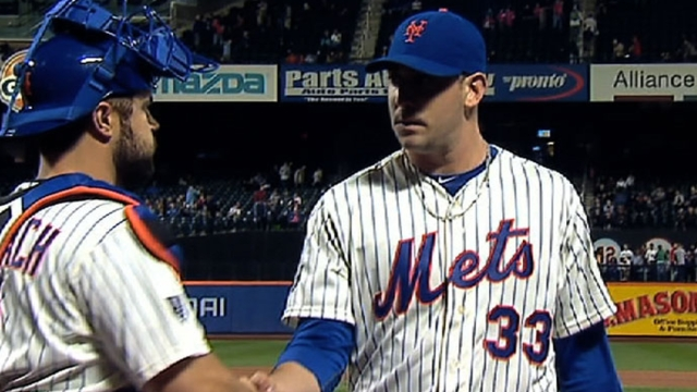 In Harvey tuneup, Mets get blast from Cowgill