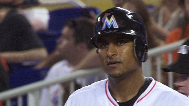 Second baseman Solano produces two hits, RBI