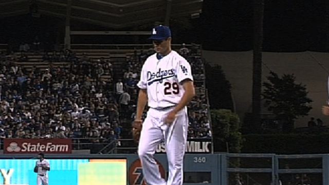 Dodgers' Howell deems Lilly ready to return