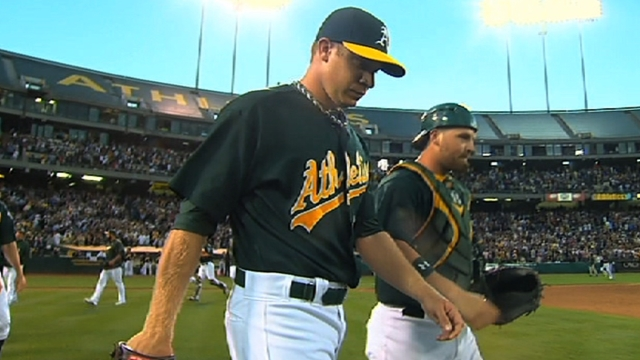 Versatile A's duo ready for repeat performance