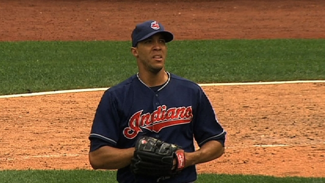 Indians optimistic Jimenez will return to form