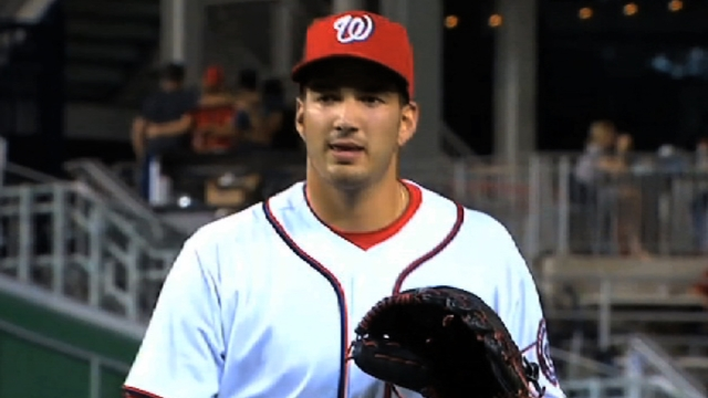 Garcia set to join Nats' Double-A team next week