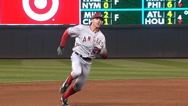 Bourjos set to make most of return to starting lineup