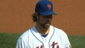 Dickey atop Blue Jays' rotation
