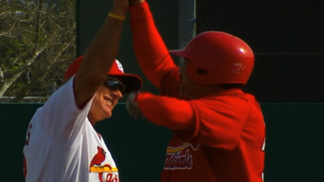 Cards' fantasy camp a time to connect, laugh