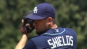 Shields chats with MLB Tonight