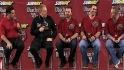 D-Backs talk lineup at FanFest