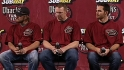 D-Backs&#039; pitchers talk NL West