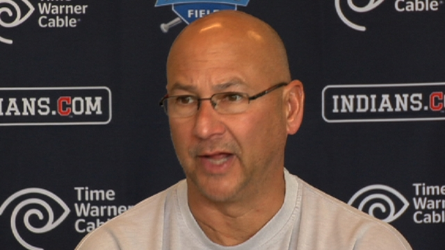 Swisher, Francona faces of Tribe's makeover