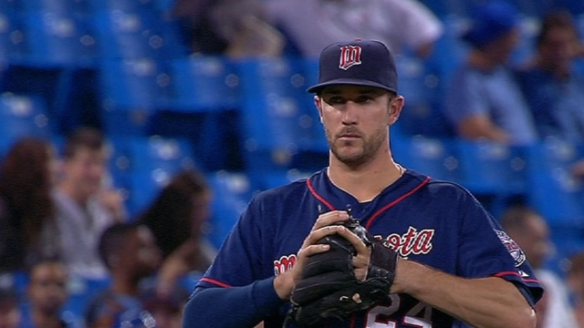 Plouffe nears return to Grapefruit League action