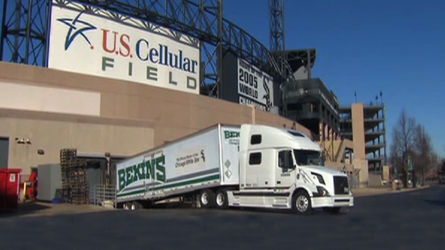 White Sox get trucking toward Spring Training