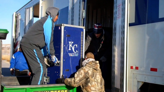 Royals prepping for Spring Training Surprise