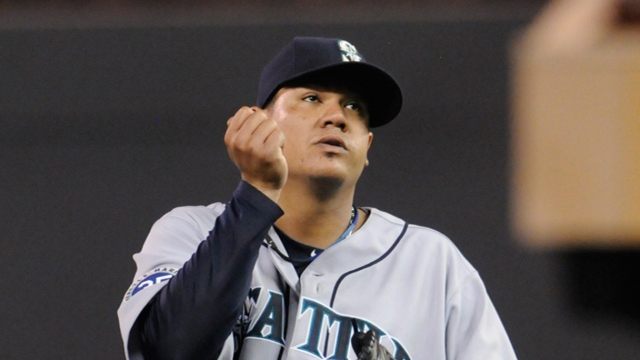 Mariners have options as pitchers, catchers report