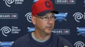 Francona likes his roster