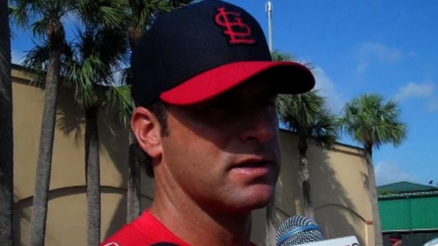 Late-inning roles set in Cardinals' bullpen