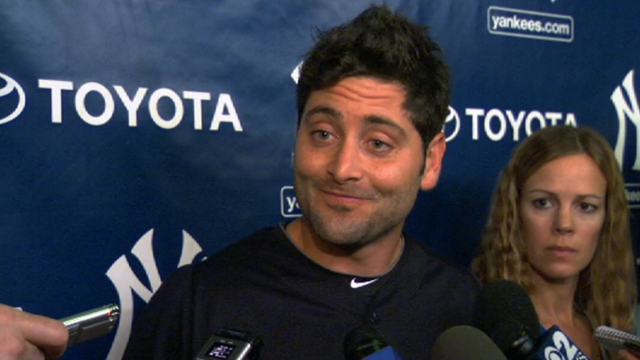 Cervelli regrets visiting South Florida clinic