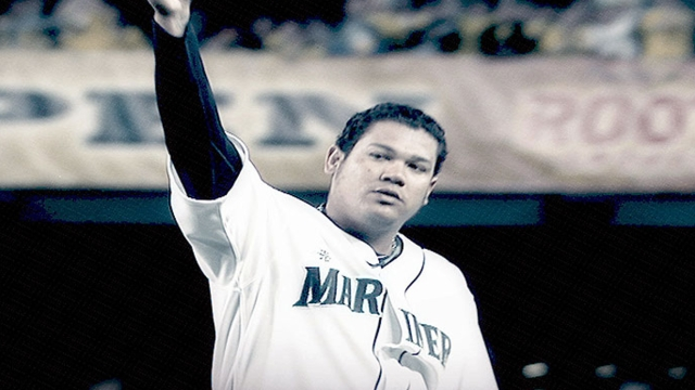 Teammates elated to see King Felix rewarded