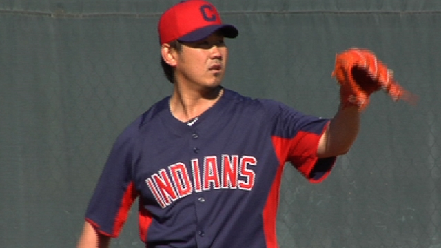 Matsuzaka throws three shutout innings in victory