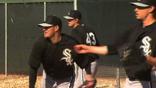 Peavy pleased offseason path led back to White Sox