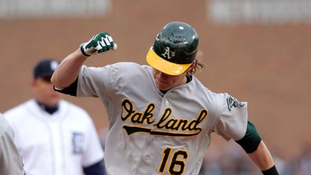 A's don't mind leaving underdog role behind