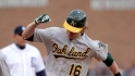 2013 Spring Training: Athletics