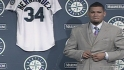 Felix Hernandez Press Conference