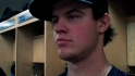 Myers on first day at Rays camp