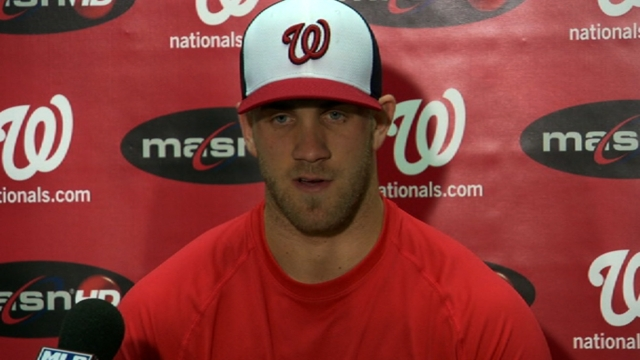 For sophomore effort, Harper's aspirations lofty