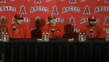 Pujols, Hamilton, Trout talk
