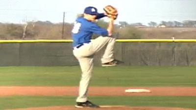 Selman fires eight hitless innings at Class A