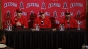 Angels' big three raring to go