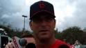 Matheny on spring expectations
