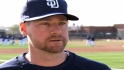 Chase Headley reports to camp