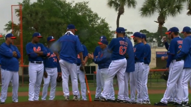 Mets outfield has more questions than answers