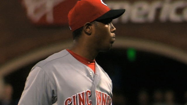 Reds should stay the course with Chapman's move