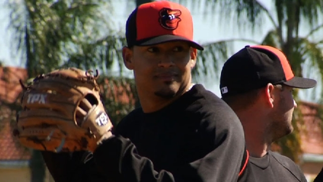 Jurrjens to make O's debut on Saturday