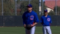 Kasper on Cubs getting healthy