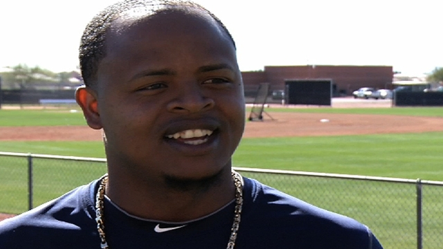 Volquez gets back to work with Padres