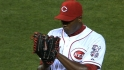 Aroldis Chapman on starting