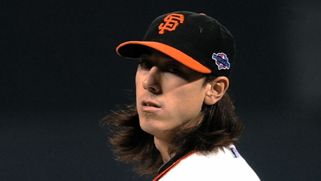 Lincecum feels good in Spring Training debut