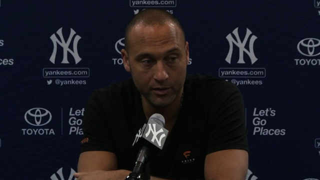 Jeter targeting March 10 for first spring game