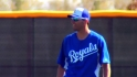 Yost talks outfield expectations