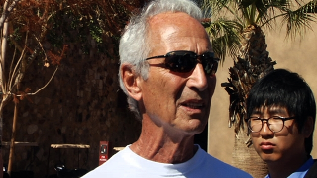 Koufax arrives, eager to take on new role with club