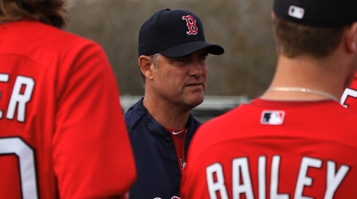 Red Sox Notebook: Feb. 22, 2013